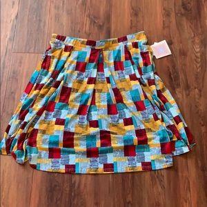 Luluroe  Madison skirt size 2XL